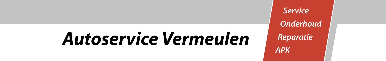 Autoservice Vermeulen logo